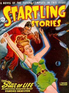 FANTASTIC A4 GLOSSY PRINT - 'STARTLING STORIES - THE STAR OF LIFE' (A4 PRINTS - VINTAGE SCI-FI COMIC COVERS) by Unknown http://www.amazon.co.uk/dp/B00438X1WY/ref=cm_sw_r_pi_dp_EgKnvb1JK691Q
