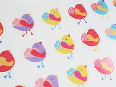"""Cute Student Bird Stickers / School Stickers / Fun Stickers. • You will receive 1 sheet with 24 paper stickers. • Stickers measure approx. 0.8"""" x 0.8."""" each. • Sticker sheet measures approx. 7.8"""" x 5"""" • Non-removable matte paper. • All items are designed by me and made to order.  ▹▹▹▹▹▹▹▹▹▹▹▹▹▹▹▹▹▹▹▹▹▹▹▹▹▹▹▹▹▹▹▹▹▹▹▹▹▹▹▹▹▹ PROCESSING TIME ▻ Orders are shipped out within 3-7 business days ▹▹▹▹▹▹▹▹▹▹▹▹▹▹▹▹▹▹▹▹▹▹▹▹▹▹▹▹▹▹▹▹▹▹▹▹▹▹▹▹▹▹   INTERNATIONAL SHIPPING Options  To minimize shipping costs…"""