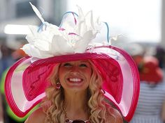 Best hats at the Kentucky Derby