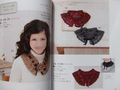 itching to make a crochet collar at the mo!