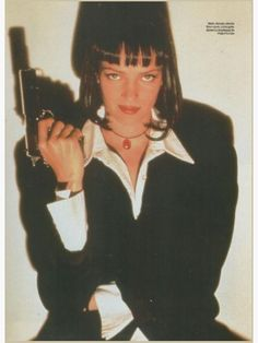 Uma Thurman - Mia Wallace
