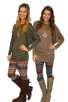 Tribal Leggings, I need to get some like these..