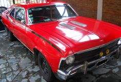Coupé #Chevy Serie 2 año 1973. http://www.arcar.org/chevrolet-coupe-chevy-77215