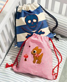 Sewing jute bags yourself pattern and sewing instructions via Makerist.de still arts instructions makerist pattern sewing yourself