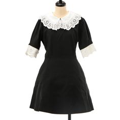 http://www.wunderwelt.jp/products/detail6405.html ☆ ·.. · ° ☆ ·.. · ° ☆ ·.. · ° ☆ ·.. · ° ☆ ·.. · ° ☆ Lace collar dress jane Marple ☆ ·.. · ° ☆ How to order ↓ ☆ ·.. · ° ☆ http://www.wunderwelt.jp/user_data/shoppingguide-eng ☆ ·.. · ☆ Japanese Vintage Lolita clothing shop Wunderwelt ☆ ·.. · ☆ #egl