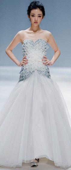 Zhang jingjing spring summer 2013 haute couture ♥✤ | Keep the Glamour | BeStayBeautiful