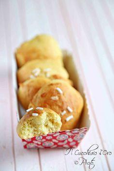il cucchiaio d'oro » Pastarelle da latte con lievito madre