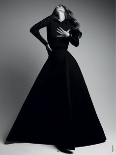 Malgosia Bela  by Victor Demarchelier for ANTIDOTE mag