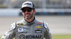 With a triathlon coming up for his Jimmie Johnson Foundation, the driver of the No. 48 Hendrick Motorsports Chevrolet never lets himself slack on his physical conditioning -- even on a rare weekend off.