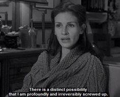 charming life pattern: Runaway Bride - julia roberts - movie - quote - th...