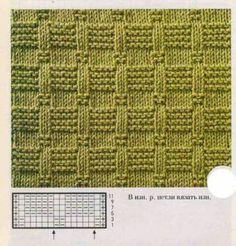 Cable Knitting Patterns, Knitting Stiches, Knitting Charts, Easy Knitting, Loom Knitting, Knit Patterns, Crochet Stitches, Stitch Patterns, Purl Stitch