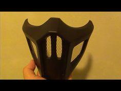 Mortal Kombat - Noob Saibot's Mask DIY - YouTube