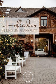 Frankfurt Maine, Rhein Main Gebiet, Germany, Restaurants, Outdoor Decor, Posts, Home Decor, Blog, Travel