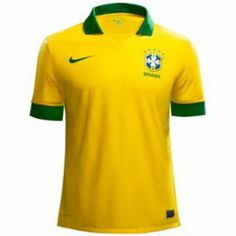 Nueva Camiseta Brasil Primera 2013-2014
