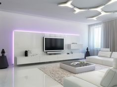 2-White-entertainment-wall