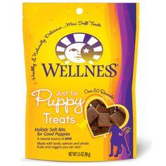 Wellness® Just For Puppy Mini Soft Natural Puppy Treats | Chewy Treats | PetSmart