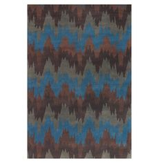 I pinned this Mary Rug from the Zig Zag Pattern & Pop event at Joss and Main!