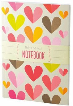 print & pattern: STATIONERY - think of me