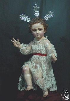 Milatroso Niño Jesús de la Virgen del Carmen del Buen Suceso. Infant Jesus