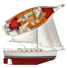 IP 360 Specifications   Island Packet Yachts