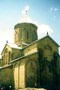 Samtavro Monastery - Republic of Georgia