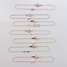 14k vale bracelets