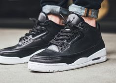 Nike Air Jordan 3 Cyber Monday - 2016 (by titolo) Get them here: Sneakersnstuff / Afew / Overkill / Find more shops
