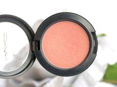 MAC Springsheen Blush #beauty #makeup