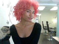 This is the color pink I've been looking for <3