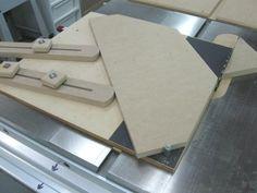 Panel Tapering Sled / Plateau Pour Biseauter Les Panneaux
