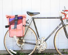 Vaya Bags Bicycle Pannier-Backpack Hybrid by Vaya Bags | NYMB.co