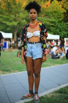 Afro Punk Festival 2014 by aagdolla