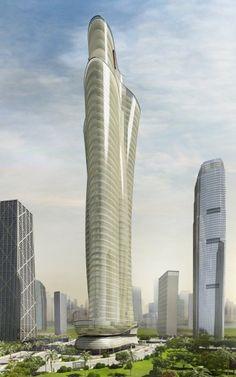 IBQ Tower, Doha