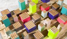 Pyramid Key Box - Henrik Ilfeldt for Korridor Design Key Box, Danish Design, Storage Boxes, White Walls, Scandinavian Design, Cool Designs, Blog, The 100, Presents