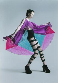 striped legs (Ausra Osipaviciute)
