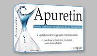 Scapa de retentia de apa din corp cu ajutorul produsului Apuretin
