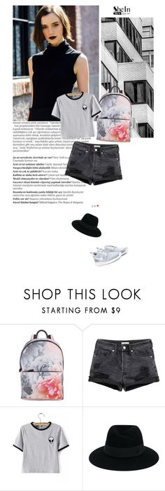 """All of us, we're going out tonight,  we're gonna walk all over your cars"" by petulia-maker ❤ liked on Polyvore featuring Balmain, Ted Baker, Maison Michel, NIKE, StreetStyle, Sheinside, contestentry and shein"