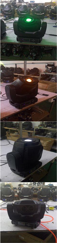 WLEDM-04B two gobos wheels 3 prism dmx gobo spot dj light moving head 90w led http://www.wavestage.net