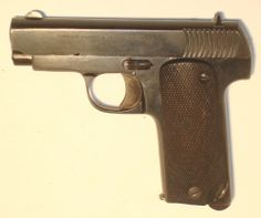 Ruby Pistol, very collectable early 20th Century pistol.