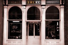 featured in Joyce's Ulysses . is now a bookshop maintained by volunteers . and still selling lemon soap :) Irish Images, Long Way Round, Political Books, Lemon Soap, James Joyce, Dublin City, Republic Of Ireland, Irish Men, Chemist