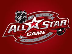 2011 NHL All-Star Game - Official Logo