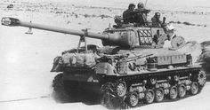 Israeli M51 Sherman