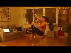 Pole dance tutorial-Twisted Grip Somersault spin!! ive been looking for this EVERYWHERE!!!