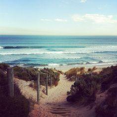 Pt. Lonsdale dunes track