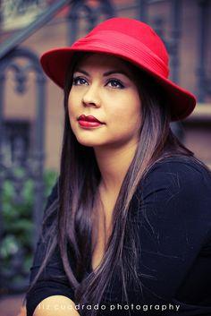 Autumn Portrait Session in New York City   ©Liz Cuadrado Photography
