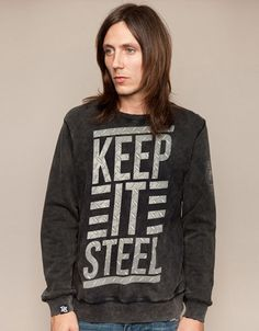 Keep It Steel, Drop Dead Clothing