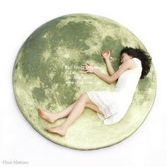 yFull Moon mattress & cushion by i3 Lab | 設計•香港