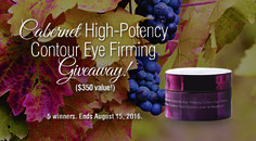 Cabernet High-Potency Contour Eye Firming Giveaway