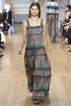Oscar de la Renta - Spring 2017 Ready-to-Wear Fashion Show NYFW