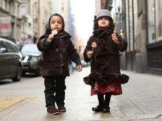 Little Humans of New York, by Photographer Brandon Stanton by maditabalnco via slideshare